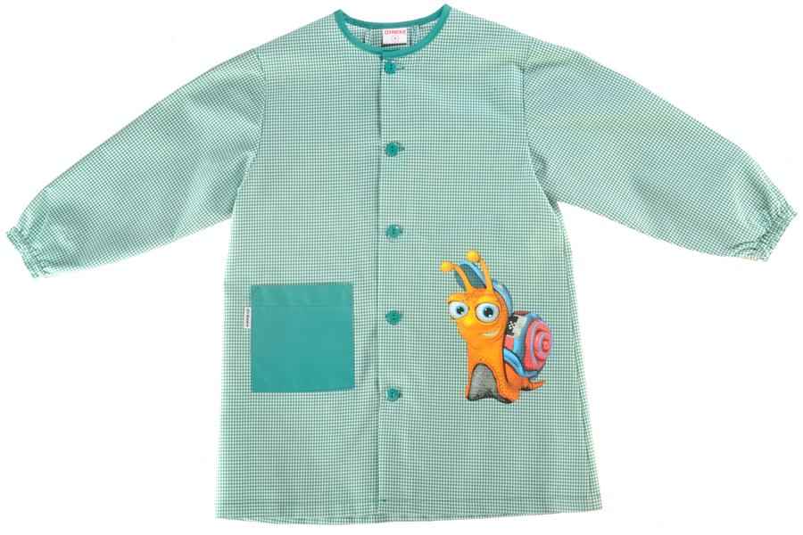 Bata colegio botones caracol 0723679 neus moda batas - Babis escolares carrefour ...