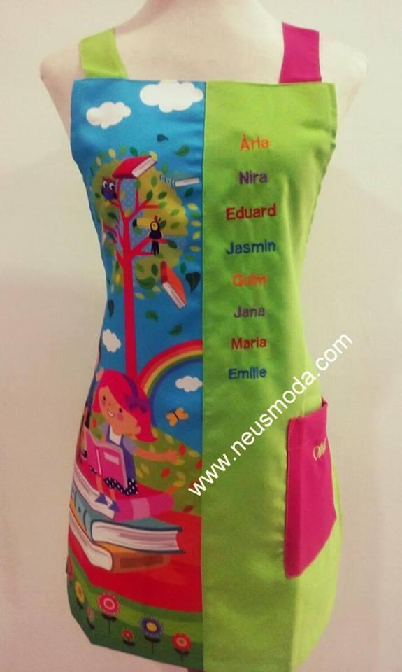 Regalos originales para maestras neus moda batas maestra babis maestra babis colegio - Regalos originales para la casa ...
